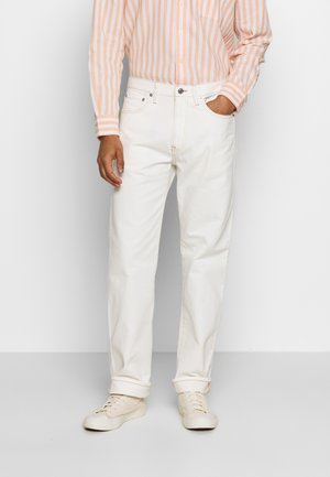 SLIM BONE - Jeans Straight Leg - crescent cream