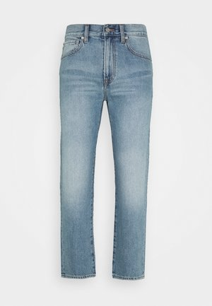 CROPPED STRAIGHT - Straight leg jeans - indigo