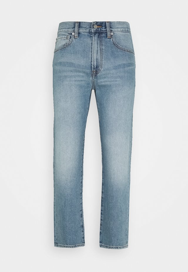 CROPPED STRAIGHT CHIHUAHUAN WASH - Jeans Slim Fit - indigo