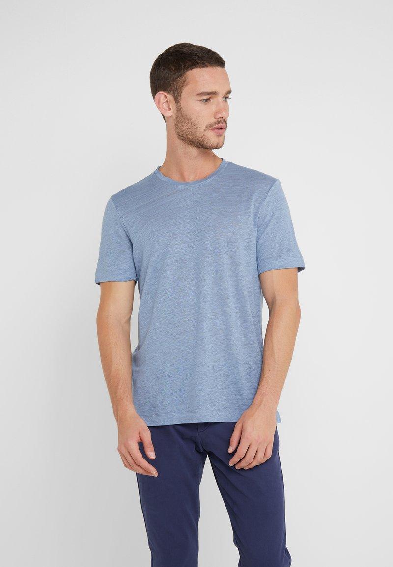 Club Monaco - CREW - T-Shirt basic - light blue