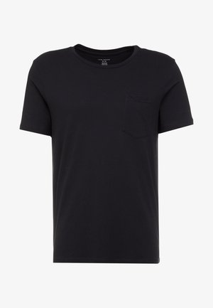 WILLIAMS TEE - T-shirt basic - black