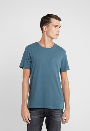 WILLIAMS - T-shirt basic - rivera blue