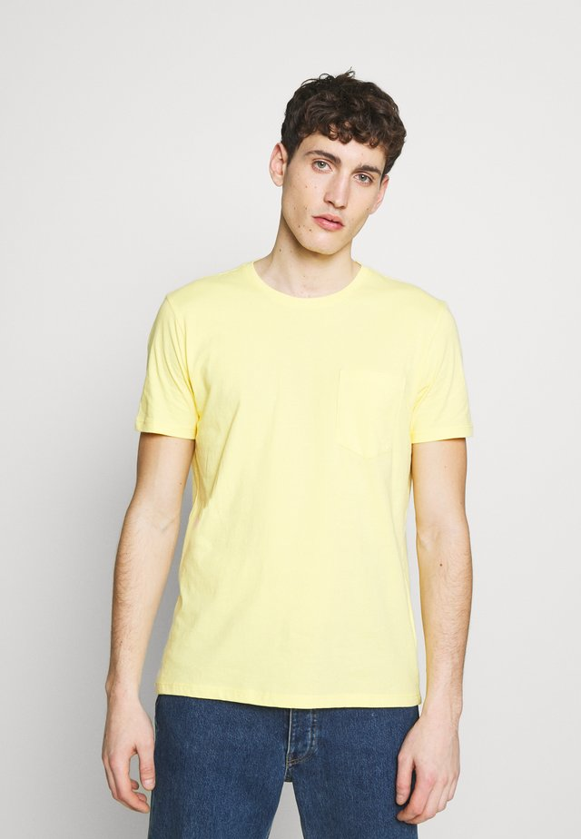 WILLIAMS - T-shirts basic - yellow