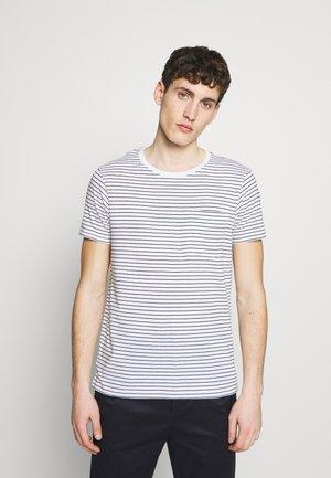 WILLIAMS - T-shirt print - black/white