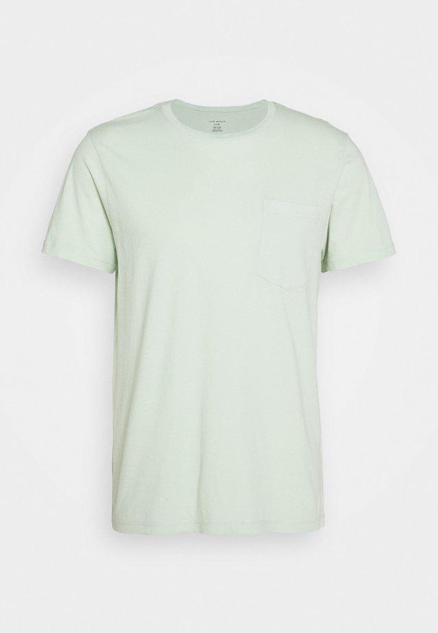 WILLIAMS  - Jednoduché triko - light green
