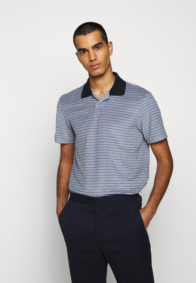 TERRY - Polo shirt - blue/multi