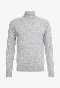 Club Monaco - Stickad tröja - pale grey - 3
