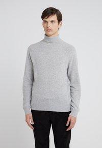 Club Monaco - Stickad tröja - pale grey - 0