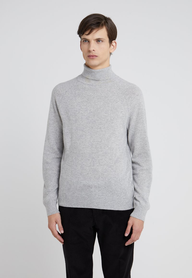 Club Monaco - Stickad tröja - pale grey