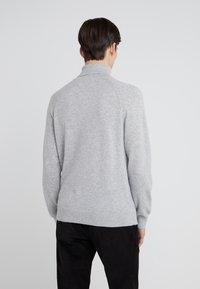 Club Monaco - Stickad tröja - pale grey - 2