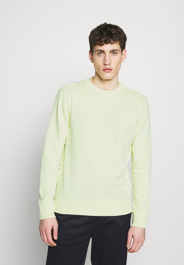 Sweater - chartreuse