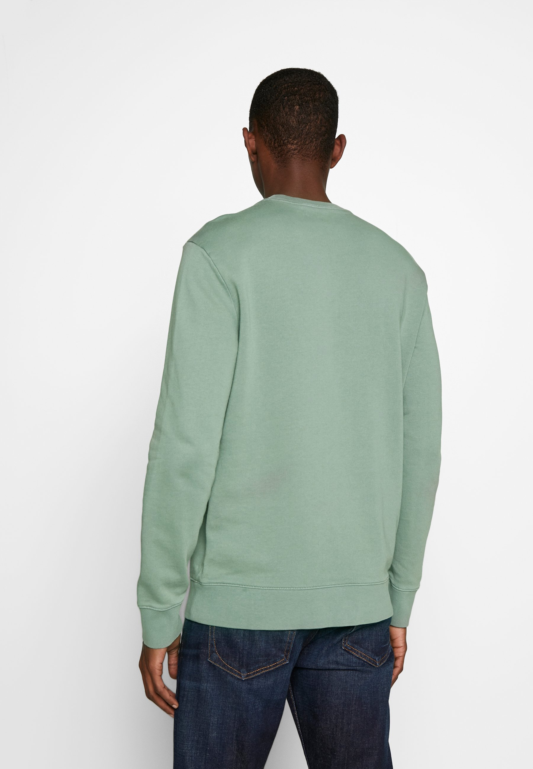 Club Monaco Sweatshirt - Glass Blue
