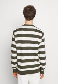 Club Monaco - Sweatshirt - cream/green - 2