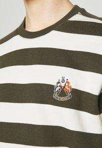 Club Monaco - Sweatshirt - cream/green - 4