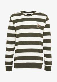 Club Monaco - Sweatshirt - cream/green - 3