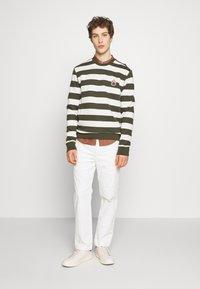 Club Monaco - Sweatshirt - cream/green - 1