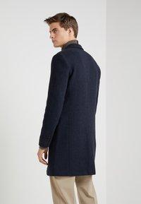 Club Monaco - TOPCOAT - Classic coat - navy - 2