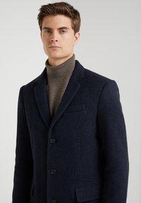 Club Monaco - TOPCOAT - Classic coat - navy - 4