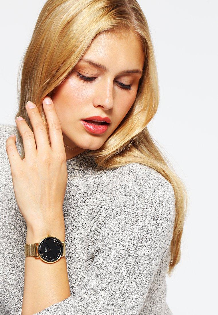 Cluse - LA BOHÈME - Watch - gold-coloured/black