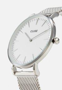 Cluse - BOHO CHIC - Klokke - silver-coloured/white - 4