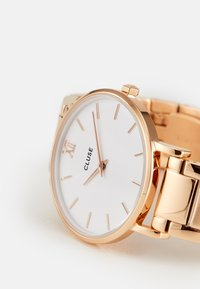 Cluse - MINUIT - Watch - rose gold-coloured/white - 5