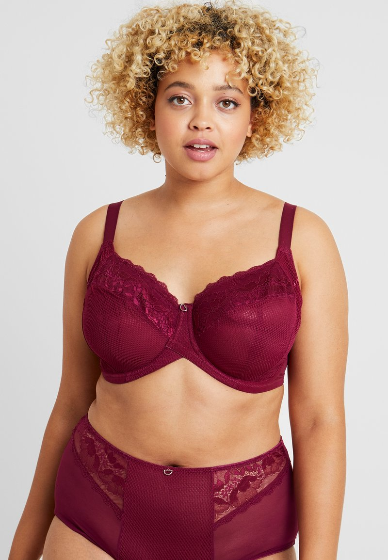 Curvy Kate - DELIGHTFUL FULL CUP BRA - Underwired bra - plum