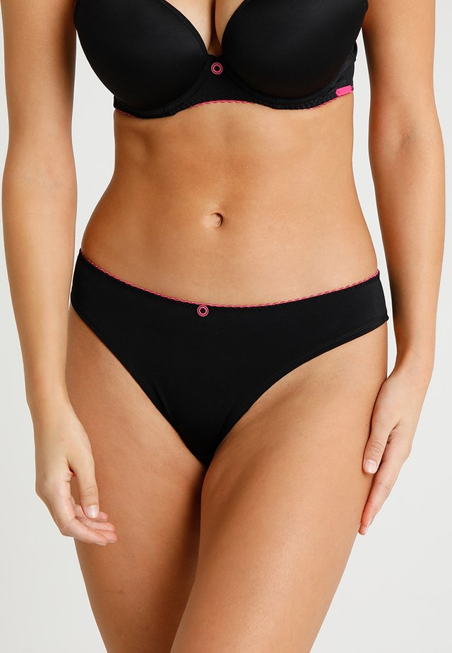 SMOOTHIE SOUL BRAZILIAN - Trusser - black