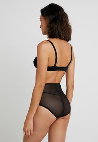 Curvy Kate - DELIGHTFUL HIGH WAIST BRIEF - Onderbroeken - black - 2