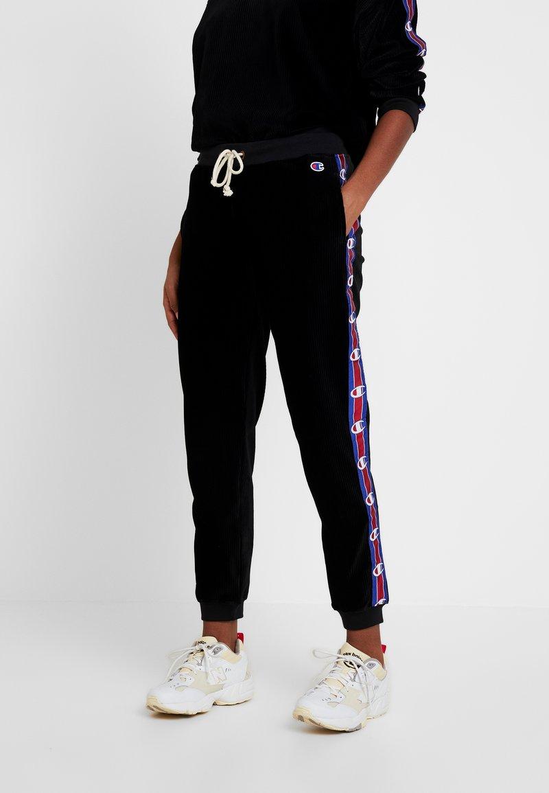 Champion Reverse Weave - CUFF PANTS - Pantalon de survêtement - black