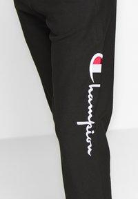 Champion Reverse Weave - ELASTIC CUFF PANTS - Joggebukse - black - 4