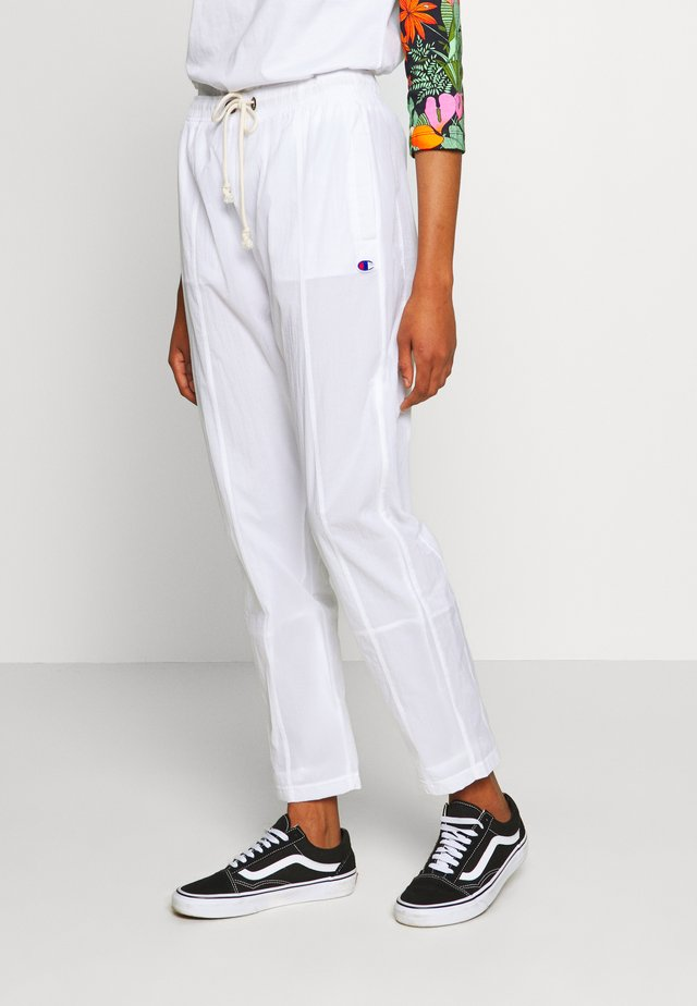 LONG PANTS - Joggebukse - white