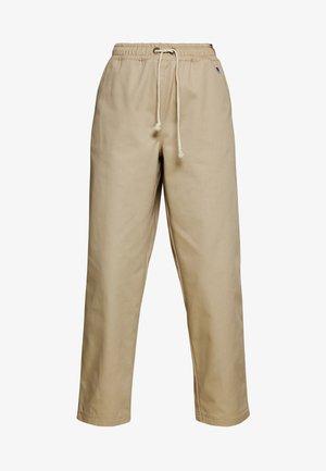 LONG PANTS - Broek - beige
