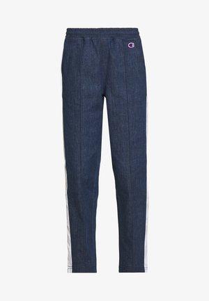 LONG PANTS - Tracksuit bottoms - blue denim