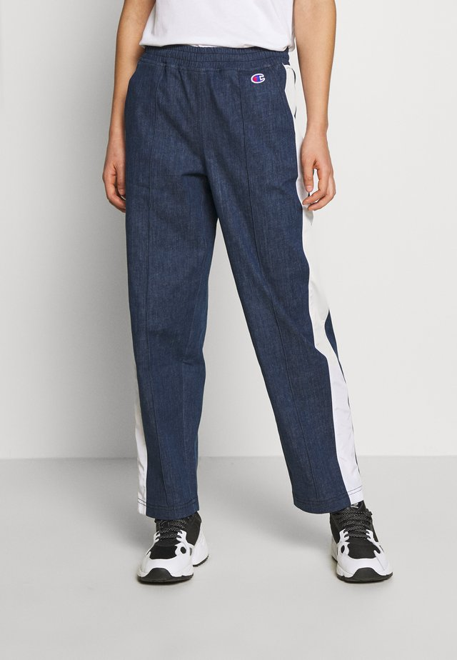LONG PANTS - Verryttelyhousut - blue denim