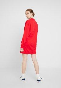 Champion Reverse Weave - SMALL SCRIPT DRESS - Vestito di maglina - byr - 2