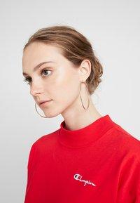 Champion Reverse Weave - SMALL SCRIPT DRESS - Vestito di maglina - byr - 3