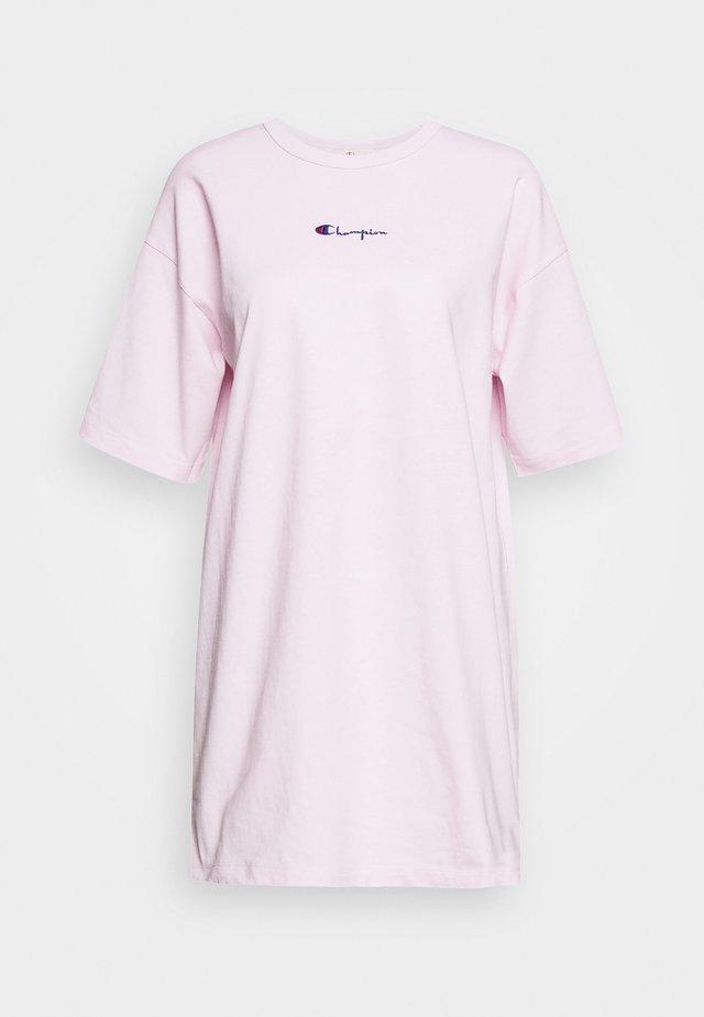 DRESS - Jerseyjurk - light pink
