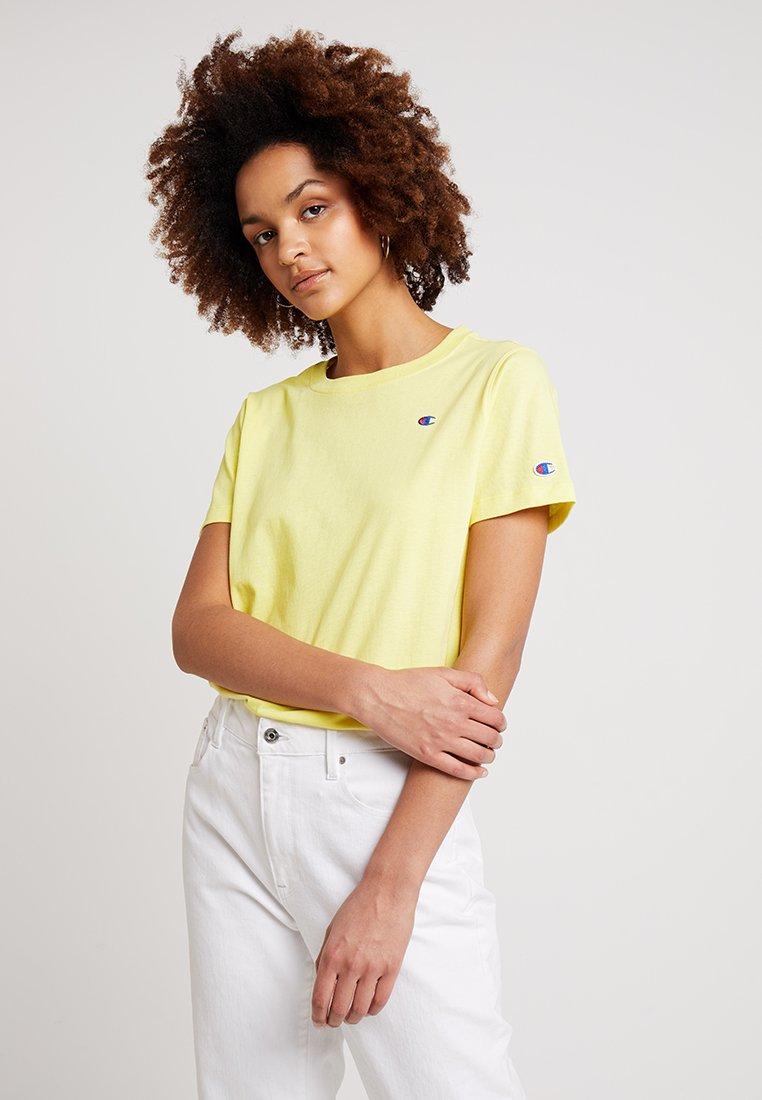 Champion Reverse Weave - CREWNECK  - T-Shirt basic - yellow