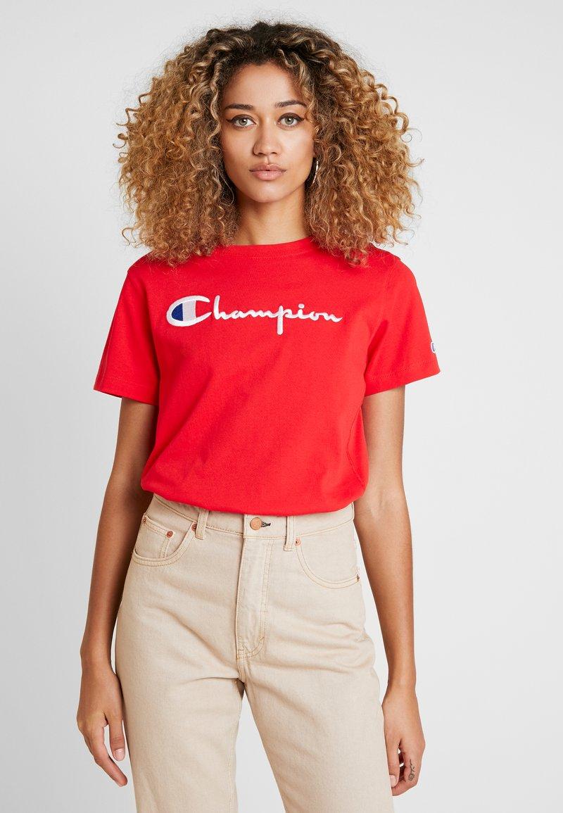 Champion Reverse Weave - CREWNECK - Print T-shirt - byr
