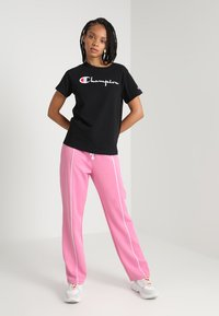 Champion Reverse Weave - CREWNECK - T-shirts print - black - 1