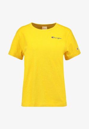 SMAL SCRIPT CREWNECK  - T-shirt print - old