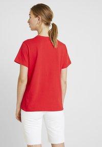 Champion Reverse Weave - SMAL SCRIPT CREWNECK  - T-shirt con stampa - byr - 2