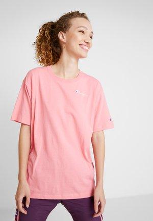 SMALL SCRIPT CREWNECK - T-shirt basic - light pink