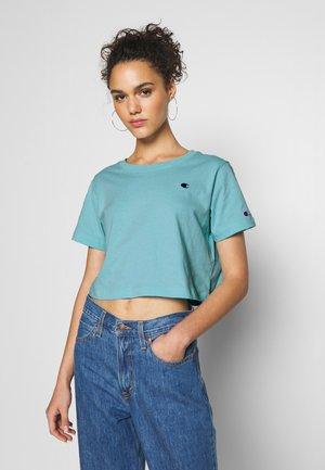 CREWNECK - T-shirts - turquoise