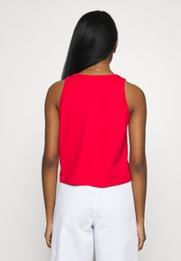 Champion Reverse Weave - TANK - Top - red - 2