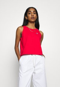 Champion Reverse Weave - TANK - Top - red - 0