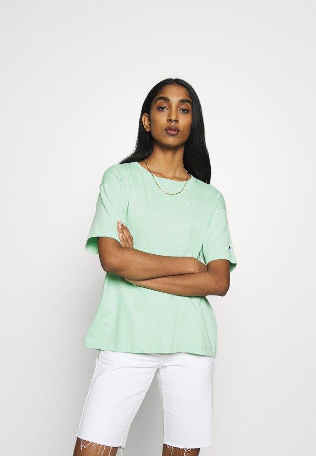 CREWNECK - T-shirt basique - light green