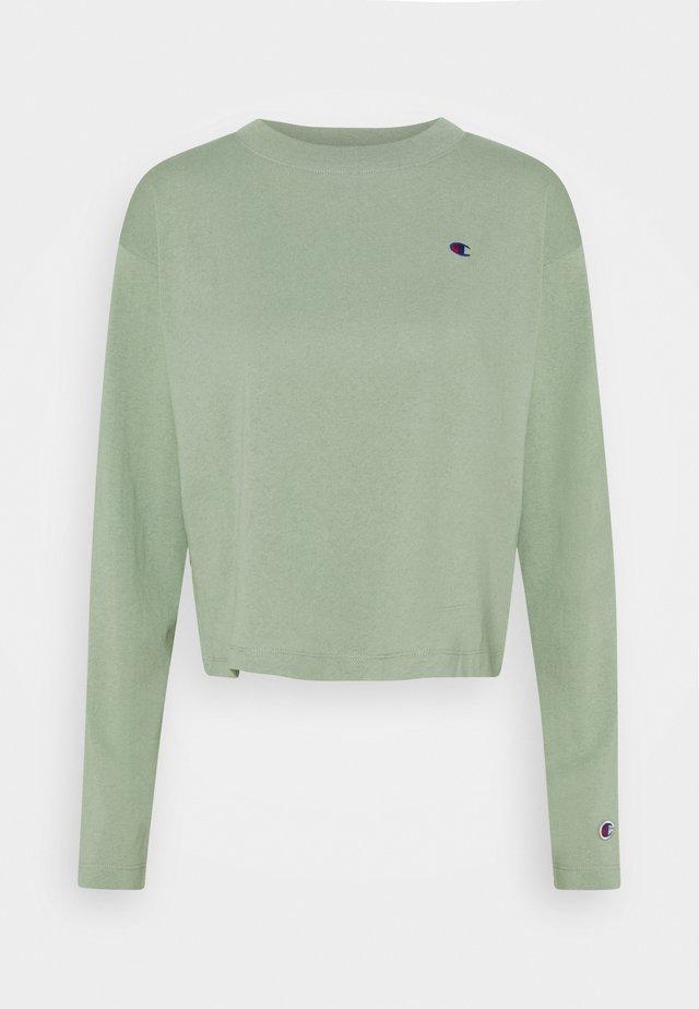 CREWNECK - Long sleeved top - green