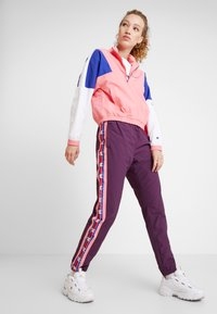 Champion Reverse Weave - HALF ZIP - Trainingsvest - light pink - 1