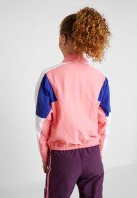 Champion Reverse Weave - HALF ZIP - Trainingsvest - light pink - 2